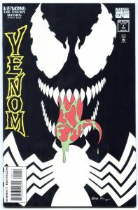 Venom: The Enemy Within #1-1994 -First issue Comic Book NM-