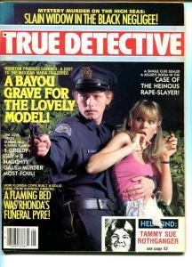 TRUE DETECTIVE-MARCH 1988-G-SPICY-MURDER-RAPE-ORGIES-KIDNAP-MASSACRE G