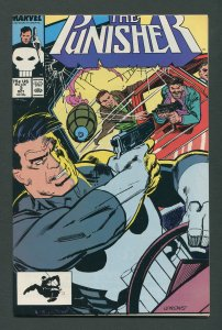 Punisher #3 / 9.4 NM  October 1987