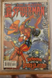 The Amazing Spider-Man #21 (Sept 2000, Marvel) NT/MT