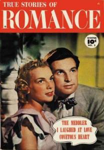 True Stories of Romance #2, Good- (Stock photo)