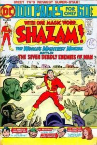 Shazam! #16 VG; DC | low grade comic - save on shipping - details inside