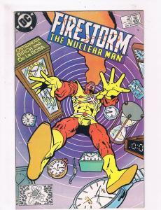 Firestorm #70 FN DC Copper Age Comic Book Flash JLA Batman Atom DE2