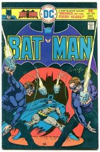 Batman #270 1975-Bronze Age-DC comics---F/VF