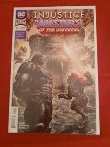 Injustice vs. Masters of the Universe #5 DC Comics 2019 NM