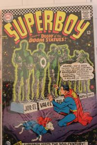 Superboy 136 VF