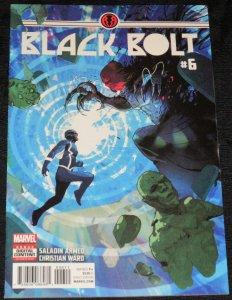 Black Bolt #6 -2017