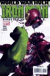 World War Hulk #19 Iron Man
