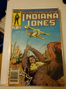 The Further Adventures of Indiana Jones #13 (1984)