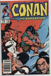 Conan The Barbarian #172