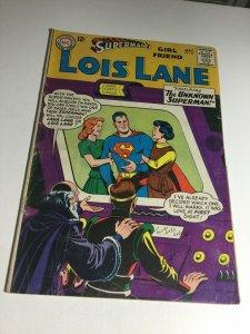 Superman's Girlfriend Lois Lane 49 Gd Good 2.0 DC Comics