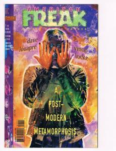 American Freak # 1 DC/Vertigo Comic Books A Tale Of The Un Men Sandman!!!!!! S51