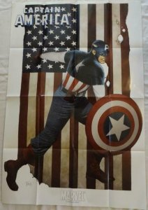 CAPTAIN AMERICA Promo Poster, 24 x 36, 2011, MARVEL, Unused more in our store 23