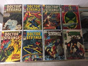 Doctor Strange Dr. 179 171 172 173 174 175 176 80 6.0-8.0 Fn-Vf