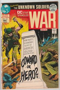 Star Spangled War Stories #162 (May-72) FN+ Mid-High-Grade Unknown Soldier