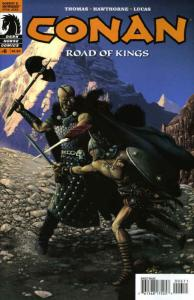 Conan: Road of Kings #6 VF/NM; Dark Horse | save on shipping - details inside