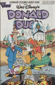 Donald Duck (1940 series) #279, VF- (Stock photo)