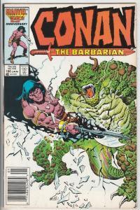 Conan the Barbarian #190 (Jan-87) NM- High-Grade Conan the Barbarian