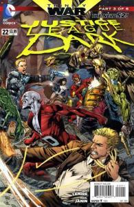 Justice League Dark (2011 series) #22, NM + (Stock photo)