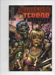 TRAILER PARK OF TERROR #1, VF/NM, Zombies, Horror 2003