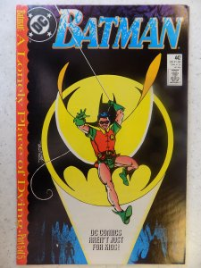 BATMAN # 442 FIRST TIM DRAKE IN ROBIN COSTUME