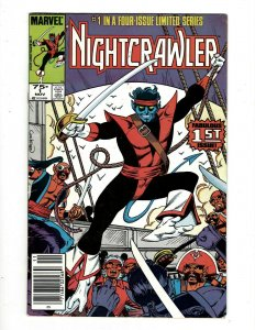 11 Comics Nightcrawler 1 2 3 4 Mephisto 1 2 3 4 Phoenix 1 The Pitt 1 +MORE SB1