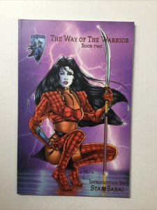 The Way Of The Warrior Book Two Near Mint Nm Sc Softcover Crusade