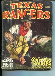 TEXAS RANGERS-04/1939-WESTERN PULP THRILLS-JIM HATFIELD-HANGING-good
