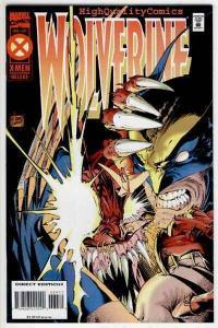 WOLVERINE 89, NM,  X-men, Ghost Rider, 1988, Deluxe, Kubert, more in store