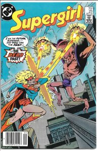 Supergirl  #23 - Bronze Age - Sept., 1984 (VF+)