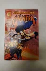 Mantra #1 (1993) NM Malibu Comic Book J719