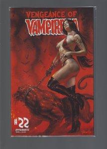 Vengeance of Vampirella #22 (2021)