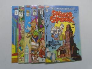 Adventures of Spencer Spook, Set:#1-6, 6.0 (1986)
