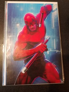 Daredevil Vol 5 #609 Cover B Variant Jong-Ju Kim Marvel Battle Lines Cover