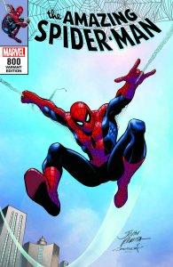 Amazing Spider-Man #800 (Marvel, 2018) Romita Sr. Scorpion Variant!