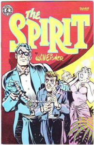 Spirit, the by Will Eisner #5 (Jun-84) NM- High-Grade The Spirit