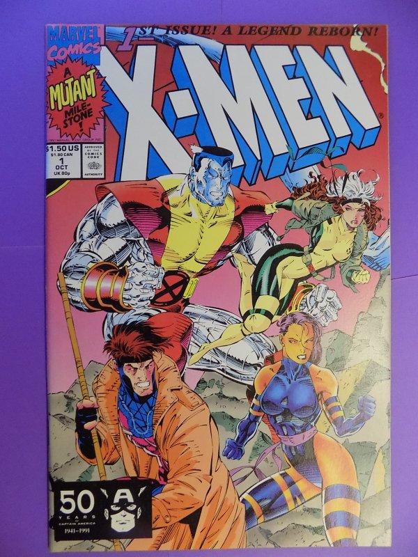 X-MEN (1991) # 1 COVER D