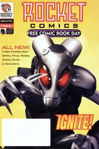 Rocket Comics: Ignite FCBD edition #1, NM- (Stock photo)