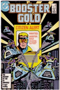Booster Gold   vol. 1   #14 FN