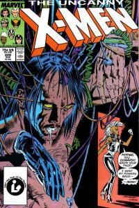 Uncanny X-Men (1981 series) #220, VF+ (Stock photo)