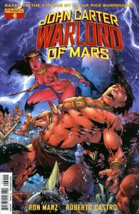 John Carter, Warlord of Mars (2nd Series) #6A VF/NM; Dynamite | save on shipping