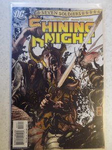 SHINING KNIGHT # 3 DC ACTION