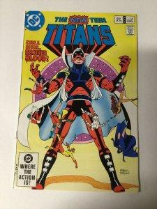 New Teen Titans 22 Vf/Nm Very Fine/Near Mint 9.0 Dc
