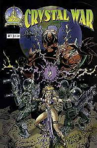 Crystal War, The #1 VF/NM; Atlantis | save on shipping - details inside