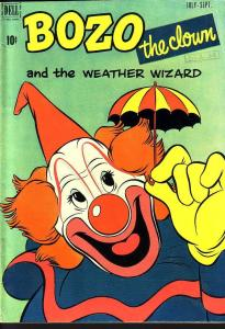 BOZO THE CLOWN AND THE WEATHER WIZARD #2 EGYPTIAN COLL. FN