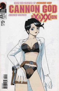Cannon God Exaxxion #20 VF/NM; Dark Horse | save on shipping - details inside