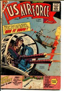 U.S. Air Force #6 1959-Charlton-Sam Glanzman art-VG
