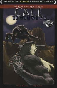 Werewolves: Call of the Wild #3 VF; Moonstone   save on shipping - details insid