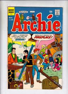 Archie #216 (Mar-72) VF High-Grade Archie