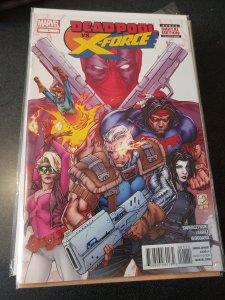 Deadpool vs. X-Force #1 (2014)